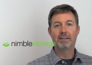 photo fred love of nimble storage